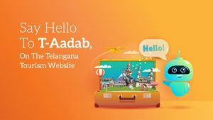 Say Hello To T-Aadab, On The Telangana Tourism Website